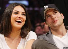 ashton kutcher slams magazine for claiming that he's cheating on mila kunis