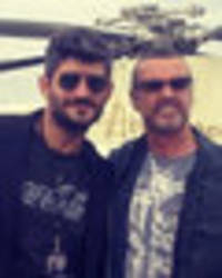 george michael's lover fadi fawaz penniless in shock twitter rant