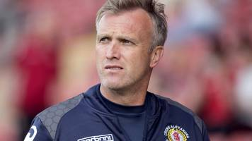leyton orient: steve davis named new head coach on two-year deal