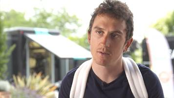 tour de france 2017: geraint thomas on his highs and lows