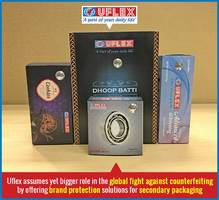 Uflex Assumes Yet Bigger Role in the Global Fight against Counterfeiting