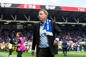 harry redknapp snubs bristol city in talk of championship promotion favourites