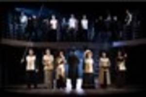 broadway hit titanic the musical is coming to nottingham in 2018