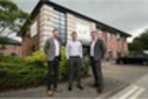 nottingham it firm moves to new headquarters - as it aims to...