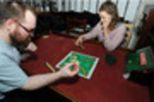 Pit your wits against the world's best Scrabble players in...