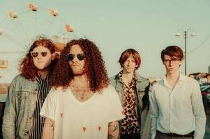indie band mint hoping to become first unsigned band to sell out the beachcomber