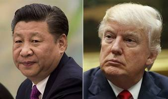 trump, xi agree to military, security cooperation, shared north korea goals