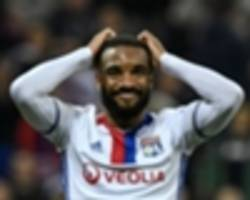 lacazette must end the curse of the arsenal no.9 shirt