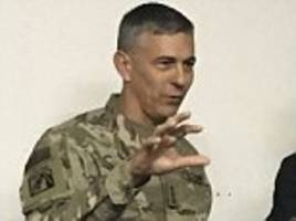 us commander in iraq warns of 'isis 2.0' emerging in mosul