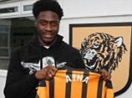 Chelsea send youngster Ola Aina on loan to Hull City