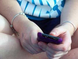 police are investigating children as young as 5 for sexting