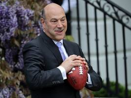 gary cohn is reportedly the top pick to take over for janet yellen as federal reserve chair