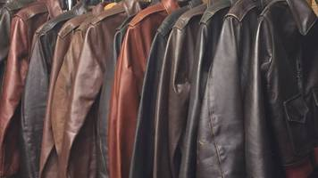 galashiels factory thieves take leather jacket haul