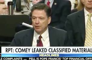 fox & friends tweets correction on comey memo coverage
