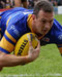 leeds rhinos captain danny mcguire drops bombshell to announce his plans to quit this year