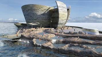 swansea tidal lagoon: alun cairns 'supportive'
