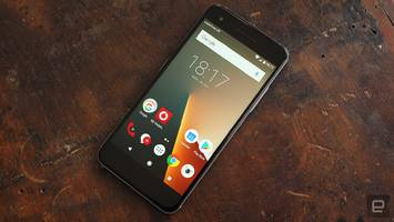 vodafone shows again that own-brand phones can be good value