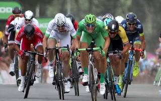 britain's dan mclay decides not to die waiting at the tour de france