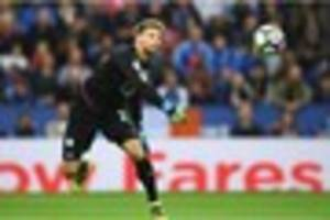 leicester city transfer rumours: zieler to complete £3.5m...