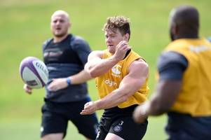 kick-off, date and venue for bath rugby's pre-season game against ospreys confirmed
