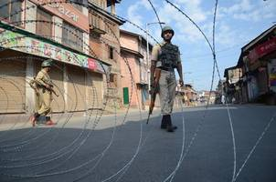 thousands flee villages as loc tensions escalate