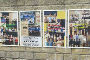 larkhall primary pupils turn local train station into art gallery with help from scotrail alliance