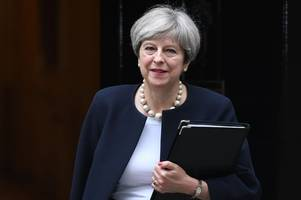 theresa may tries to bolster her faltering leadership with the promise of help for zero-hours workers