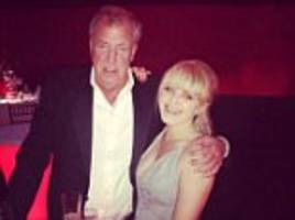 jeremy clarkson's daughter opens up about weight battle