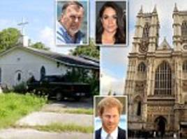 meghan markle's uncle is a bishop with his own church