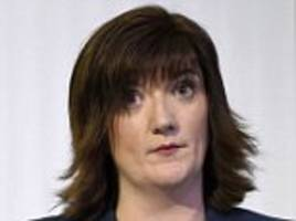 nicky morgan defeats jacob rees-mogg for key brexit job