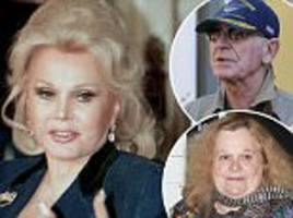 zsa zsa gabor's will is 'currently lost or missing'