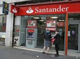 1.4m british shareholders out of santander rights issue