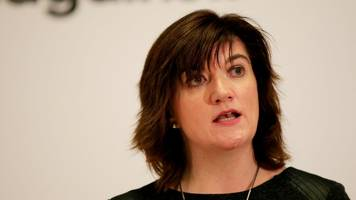 nicky morgan to lead treasury committee