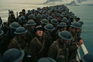 Watch Christopher Nolan explain why he thinks Dunkirk in IMAX is like 'virtual reality without the goggles'