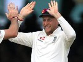cook hails 'outstanding' root after england captaincy bow