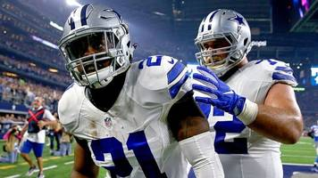 Dallas Cowboys rated world's most valuable team with Man Utd third