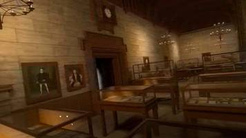 the virtual reality exhibition taking you back to 1839