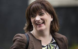 nicky morgan elected as first female chair of treasury select committee