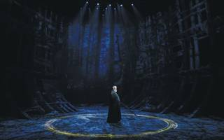 the rsc's tempest at the barbican is overshadowed by technical wizardry