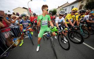 top of his game kittel romps to fifth stage win