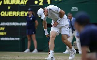 i don't deserve to be world no1, says murray after sw19 defeat