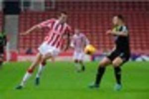 stoke city learn draw for checkatrade trophy