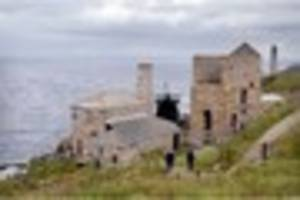 national trust spokesman insists that levant mine is being ...