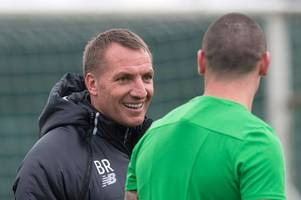 scott brown insists celtic stars won't be fazed by having no travelling support behind them for linfield clash