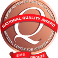 American Health Care Association Recognizes Five Star Senior Living Communities with 13 Bronze National Quality Awards