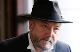 george galloway's 'time for united ireland' tweet angers novelist neville