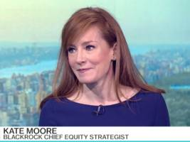 the equity chief at a $5.4 trillion investment juggernaut thinks you should shrug off one of the market's biggest fears
