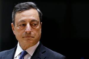 Draghi Said To Address Jackson Hole Followed By ECB QE Tapering Announcement