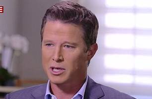 billy bush reportedly returning to television this fall in syndicated news magazine