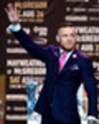 conor mcgregor 'may never fight again' after floyd mayweather bout - dana white